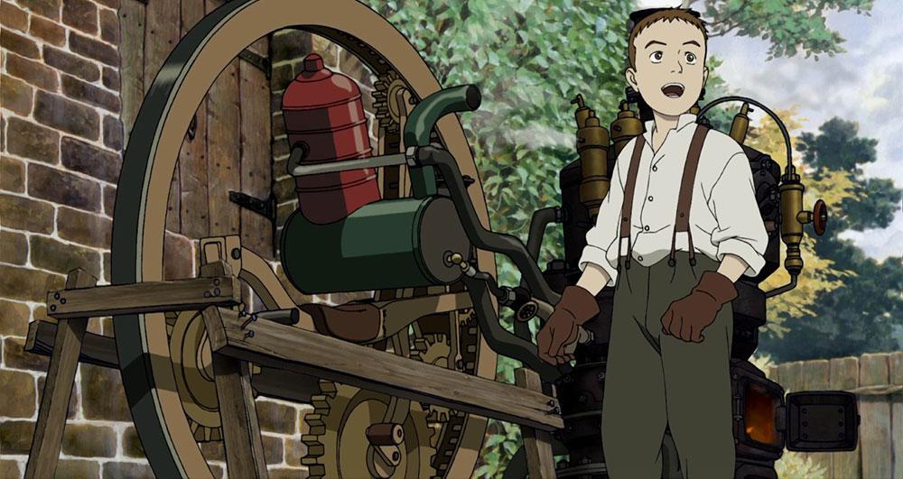 Steamboy - Steampunk Anime