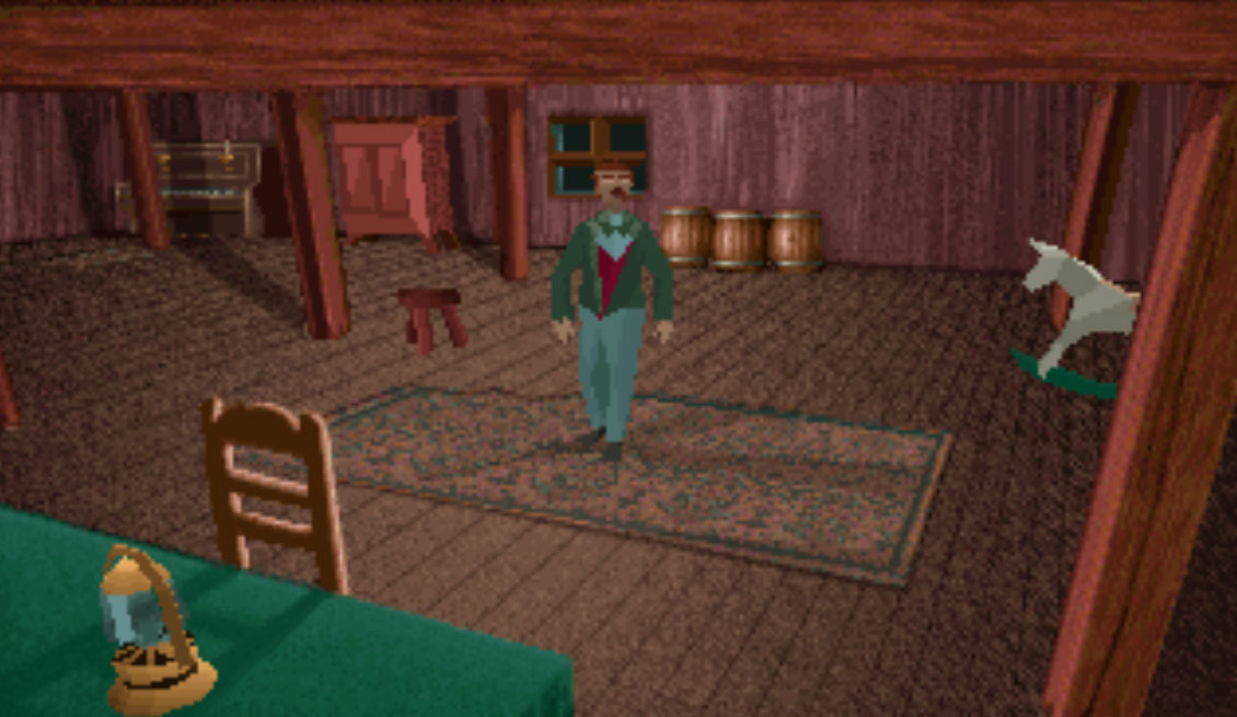 Alone in the Dark as an example of one of the first video games based on Lovecraft.