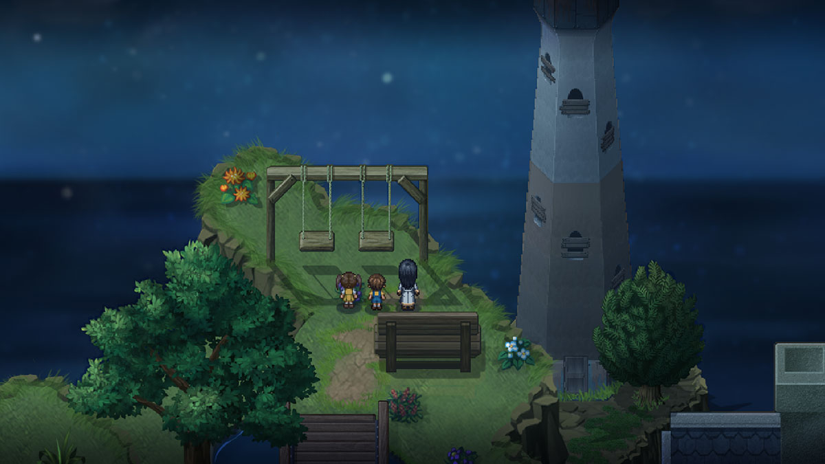 To the Moon. Video game about mental health