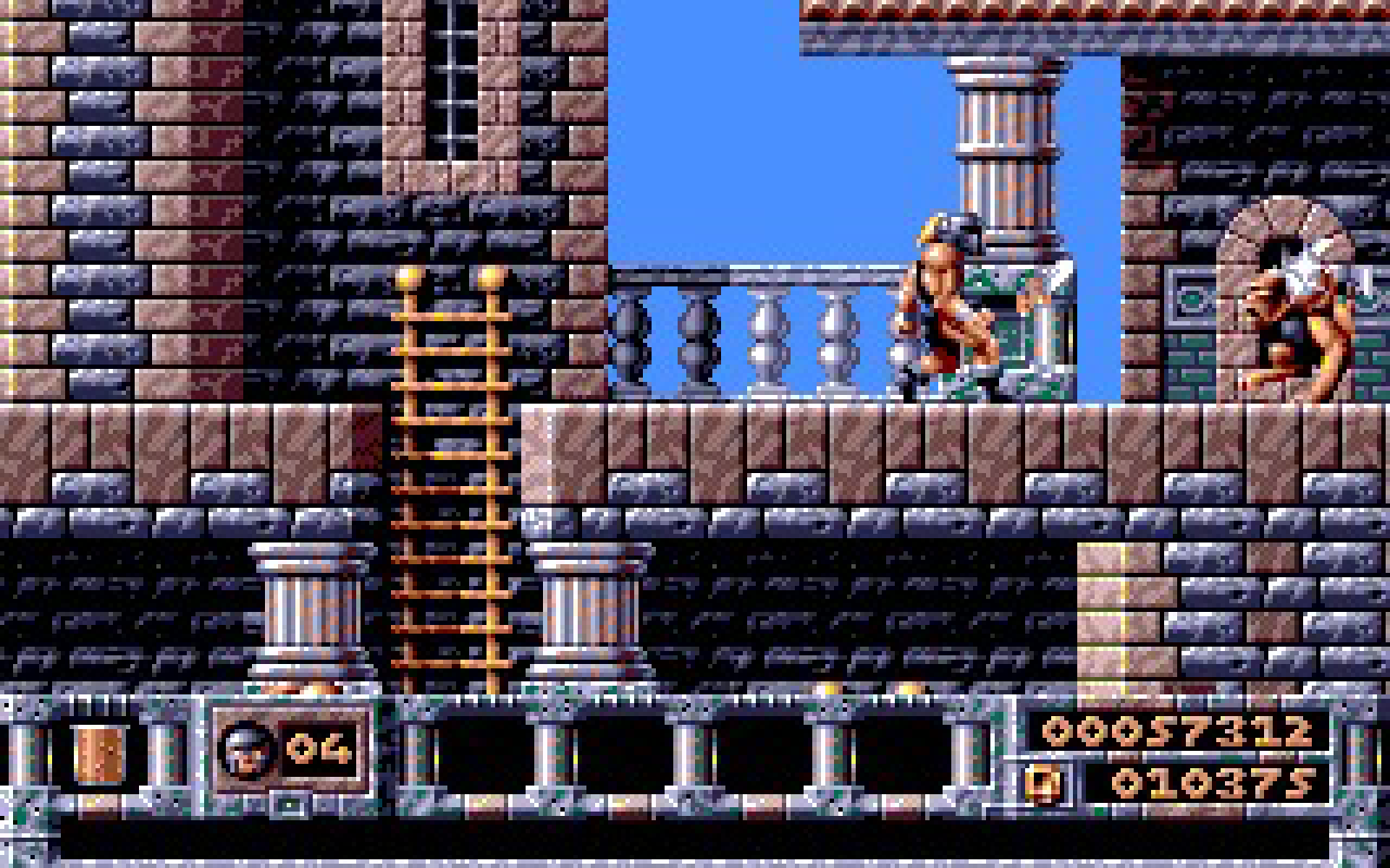 Gods, The Bitmap Brothers